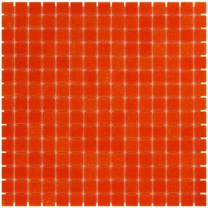Milano Glasmozaiek Oranje