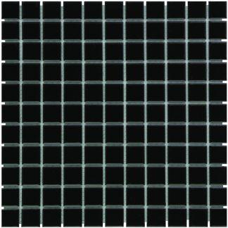 Torino Keramisch Mozaiek Zwart Glanzend