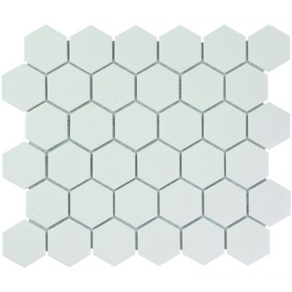 Torino Keramisch Mozaiek Extra Wit Glanzend