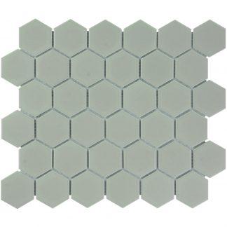 Torino Keramisch Mozaiek Mat Taupe Vierkant